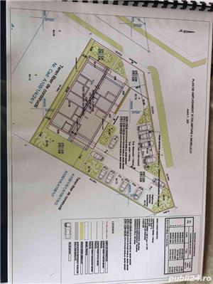 Vând Teren  constructie bloc P+2E cu proiect in zona Dumbravita - imagine 4