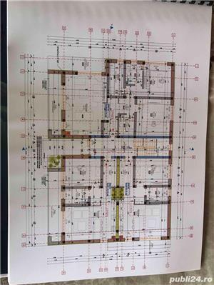 Vând Teren  constructie bloc P+2E cu proiect in zona Dumbravita - imagine 7