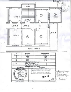 Spatiu  74mp, birouri , zona Ultracentrala - imagine 7