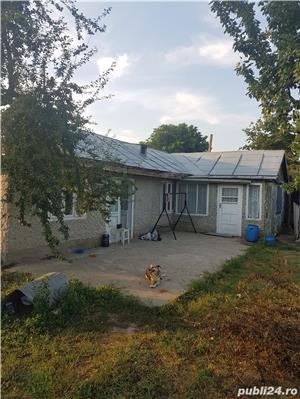 Teren+Casa Batraneasca in sat Hanu Conachi/Com. Fundeni/GL 1350 MP - imagine 1