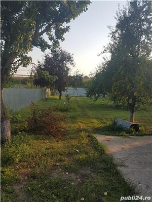 Teren+Casa Batraneasca in sat Hanu Conachi/Com. Fundeni/GL 1350 MP - imagine 2