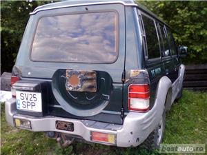 Hyundai Galloper - imagine 4
