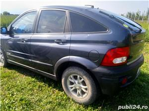 Ssangyong Actyon 2000XDi din 2007 - imagine 10