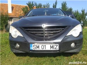 Ssangyong Actyon 2000XDi din 2007 - imagine 1