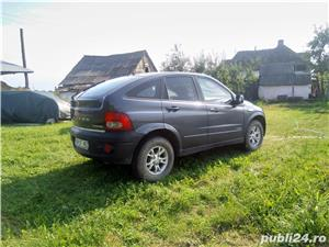 Ssangyong Actyon 2000XDi din 2007 - imagine 20