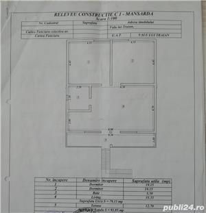 PROPRIETAR - vand casa P+M in Valu lui Traian, la DN partea dreapta [teren=720mp & sup utila=158mp] - imagine 19