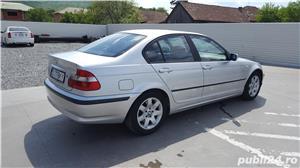 BMW 320 D E46 facelift 150 cp manual 6+1 trepte climatronic an 2004 Euro4 - imagine 6