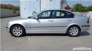BMW 320 D E46 facelift 150 cp manual 6+1 trepte climatronic an 2004 Euro4 - imagine 2