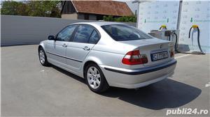 BMW 320 D E46 facelift 150 cp manual 6+1 trepte climatronic an 2004 Euro4 - imagine 5