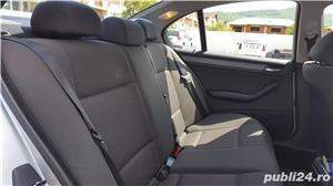 BMW 320 D E46 facelift 150 cp manual 6+1 trepte climatronic an 2004 Euro4 - imagine 11
