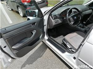 BMW 320 D E46 facelift 150 cp manual 6+1 trepte climatronic an 2004 Euro4 - imagine 20