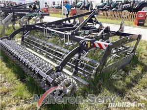 Compactor fix - purtat/tractat - Agro-Tom model UP - livrabil imediat! - imagine 2
