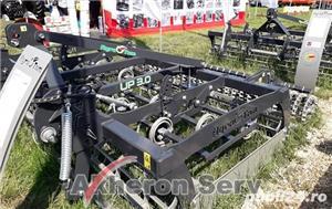 Compactor fix - purtat/tractat - Agro-Tom model UP - livrabil imediat! - imagine 3