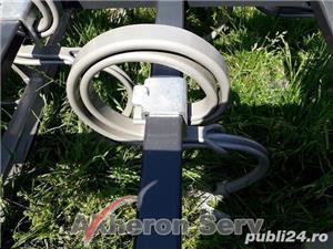 Compactor fix - purtat/tractat - Agro-Tom model UP - livrabil imediat! - imagine 5