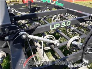 Compactor fix - purtat/tractat - Agro-Tom model UP - livrabil imediat! - imagine 10