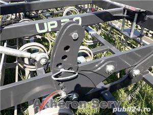 Compactor fix - purtat/tractat - Agro-Tom model UP - livrabil imediat! - imagine 11