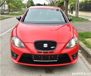 Seat Leon CUPRA R / An 2010 - EURO 5    - imagine 7