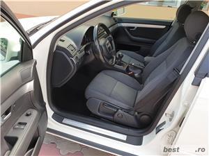 Audi A4,LIVRAM GRATUIT,GARANTIE 3 LUNI,RATE FIXE,motor 2000 Tdi,140 Cp,Climatronic - imagine 6