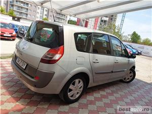 Renault scenic,AVANS 0,RATE FIXE,motor 1900 cmc,Diesel,131 CP,Model 7 locuri - imagine 8