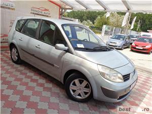 Renault scenic,AVANS 0,RATE FIXE,motor 1900 cmc,Diesel,131 CP,Model 7 locuri - imagine 9