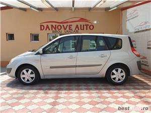 Renault scenic,AVANS 0,RATE FIXE,motor 1900 cmc,Diesel,131 CP,Model 7 locuri - imagine 5