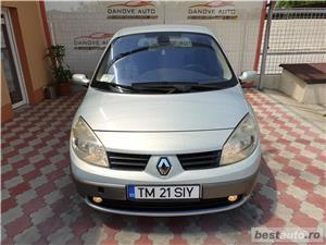 Renault scenic,AVANS 0,RATE FIXE,motor 1900 cmc,Diesel,131 CP,Model 7 locuri - imagine 2