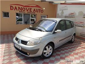 Renault scenic,AVANS 0,RATE FIXE,motor 1900 cmc,Diesel,131 CP,Model 7 locuri - imagine 1