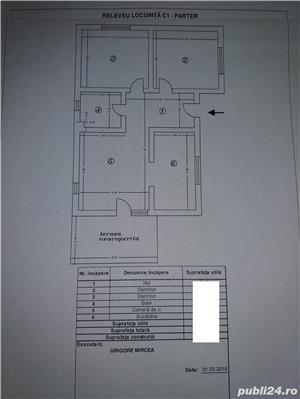 Branesti ilfov p+m 5camere 2bai caramida 574 mp proprietate - imagine 7