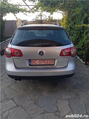 VW Passat 2010 EURO 5 - imagine 4