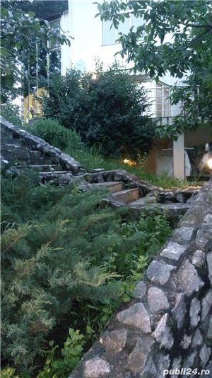 Vila de arhitect, pe malul lacului, intre doua paduri, 10 km de Bucuresti - imagine 5