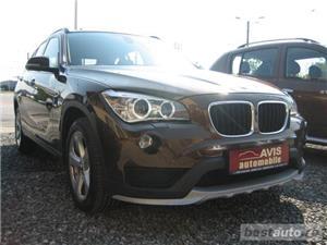 BMW X1 2.0d DPF S-drive 163 CP 2015  BUSSINES  TVA DEDUCTIBIL - imagine 2