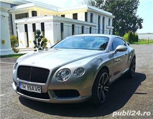 Bentley continental gt - imagine 1
