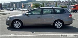 Vw Passat B7 EURO 5 cu 6+1 Viteze  Model 2012 Germania - imagine 9