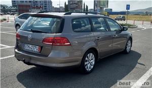 Vw Passat B7 EURO 5 cu 6+1 Viteze  Model 2012 Germania - imagine 8