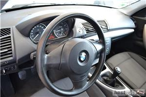 Bmw Seria 1 an:2007=avans 0 % rate fixe=aprobarea creditului in 2 ore=autohaus vindem si in rate - imagine 14