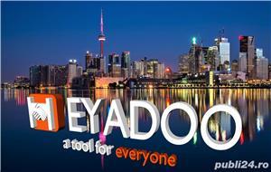 HEYADOO, noua platforma online de Marketing si Publicitate te asteapta in echipa de manageri! - imagine 2