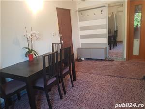 Proprietar, vand apartament 3 camere, confort I, decomandat, Zona Soarelui - imagine 1