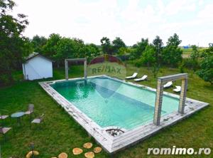 0 Comision Casa cu piscina in Videle Teleorman - imagine 15
