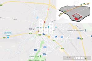 Spatiu industrial| Logistic|Depozitare| 6300 mp Zona Industriala Est - imagine 3