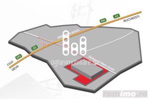 Spatiu industrial| Logistic|Depozitare| 6300 mp Zona Industriala Est - imagine 2