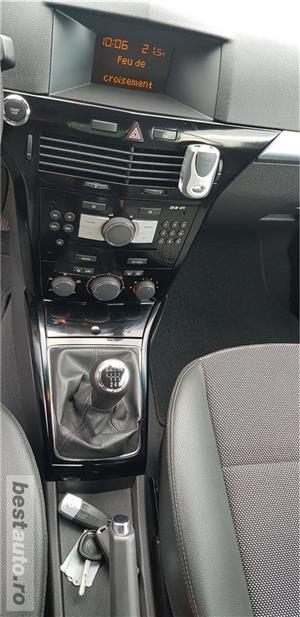 Opel Astra OPC COSMO CABRIO 2009 - imagine 10