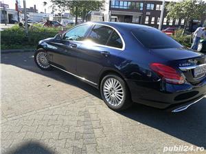 Mercedes-benz Clasa C 220 - imagine 14