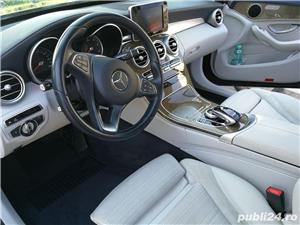 Mercedes-benz Clasa C 220 - imagine 6