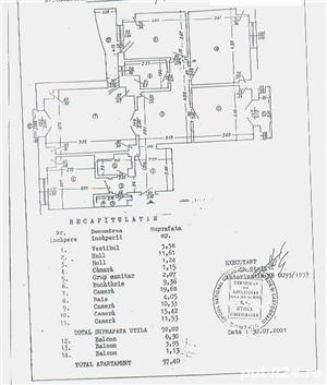 Apartament cu 4 camere,zona Piata Unirii-metrou - imagine 9
