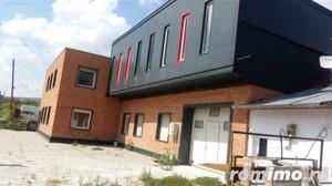 Vanzare hala si birouri Piata  Obor. - imagine 3