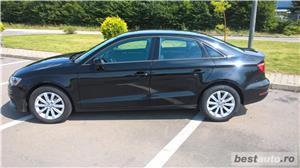 AUDI A3 Sedan Clean Diesel EURO6 Xenon LED Navigatie fabr. 09.2015 - imagine 3
