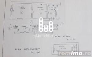 Apartament 3 camere de vanzare Str. Noua - Sibiu - imagine 12