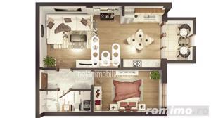 Apartament 2 camere West Side Park Residence II - imagine 10