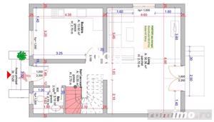 Duplex modern cu compartimentare practica Calea Cisnadiei - imagine 4