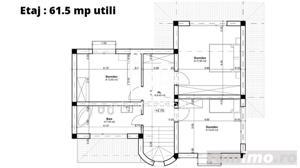 Casa Individuala 350 mp curte Calea Cisnadiei Padurea Dumbrava - imagine 7